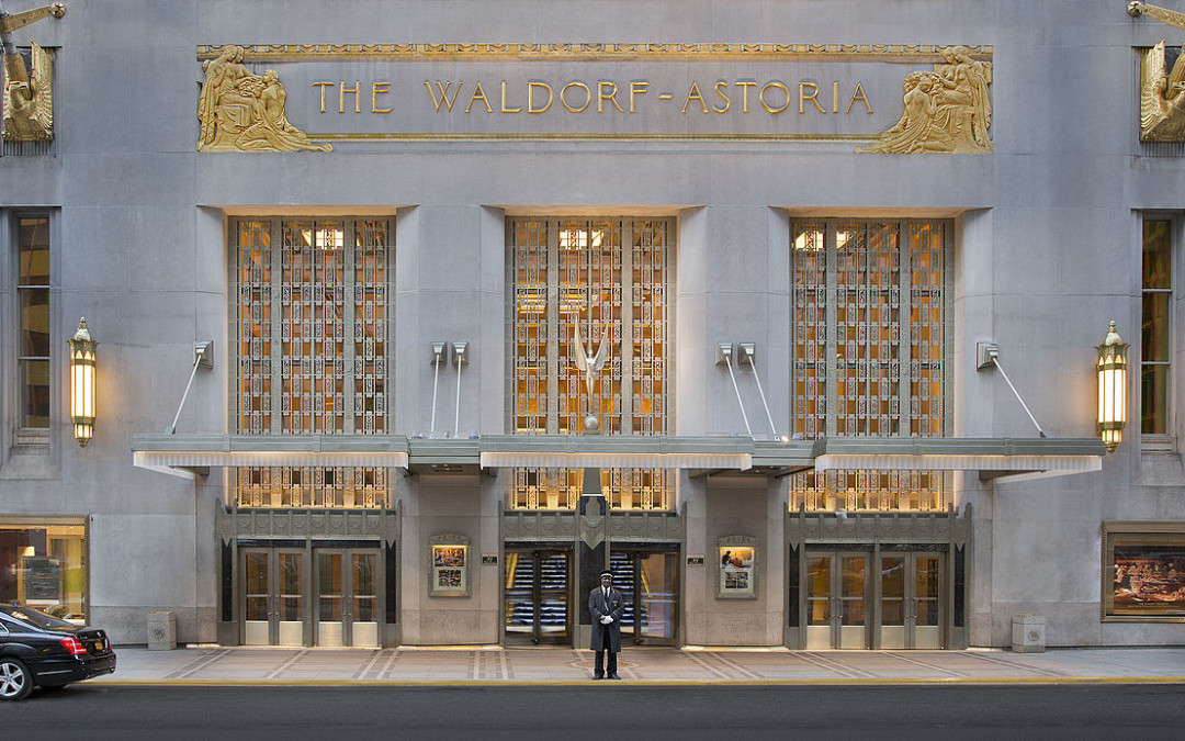 10 Famous Hotels in the United States