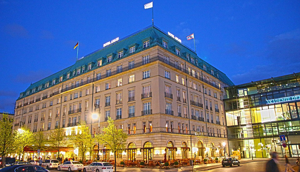 3 Amazing Hotels to Visit in Berlin