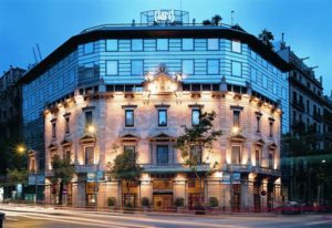 Claris Hotel from budget hotels