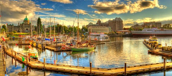 budget hotels in Victoria